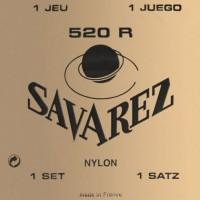 Струны Savarez 520R, классические, посеребренные, High Tension