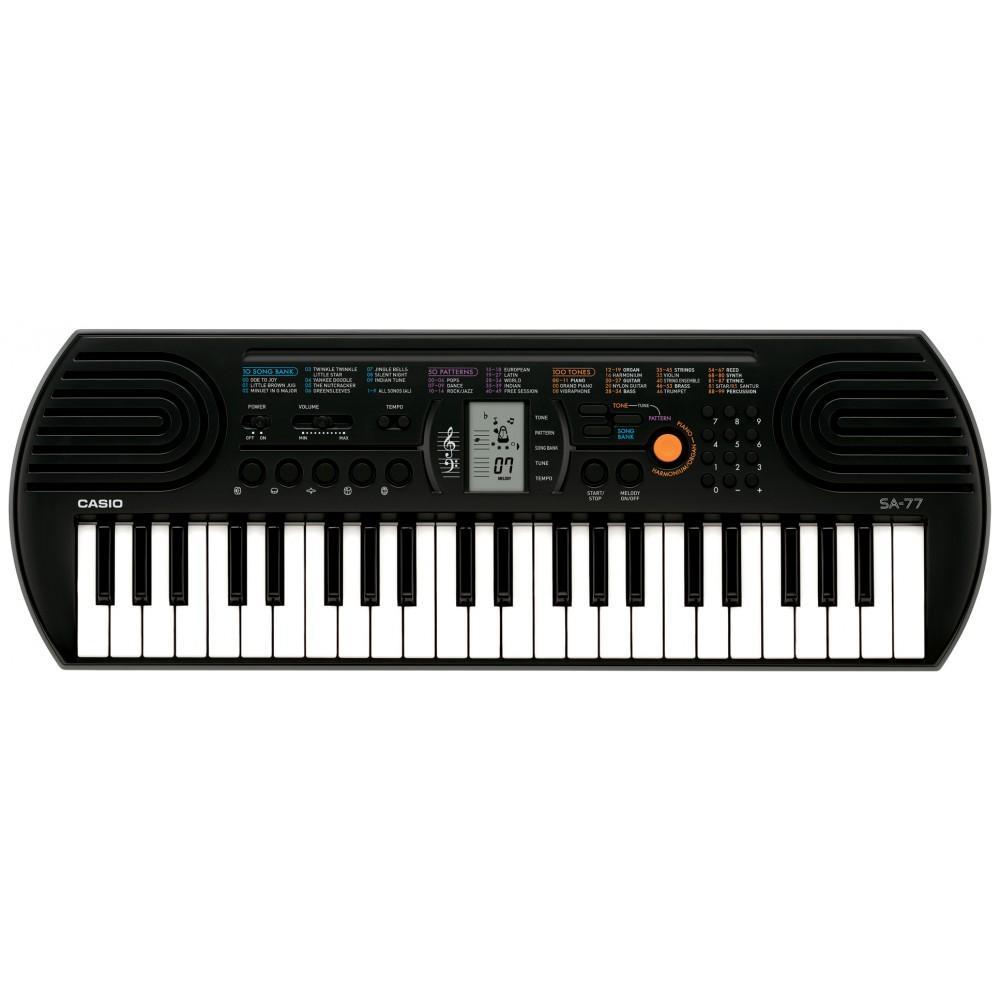 Синтезатор для детей Casio  SA-77