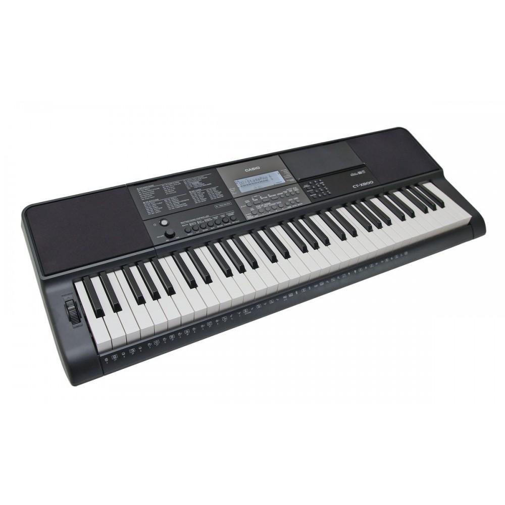 Синтезатор Casio CT-X800