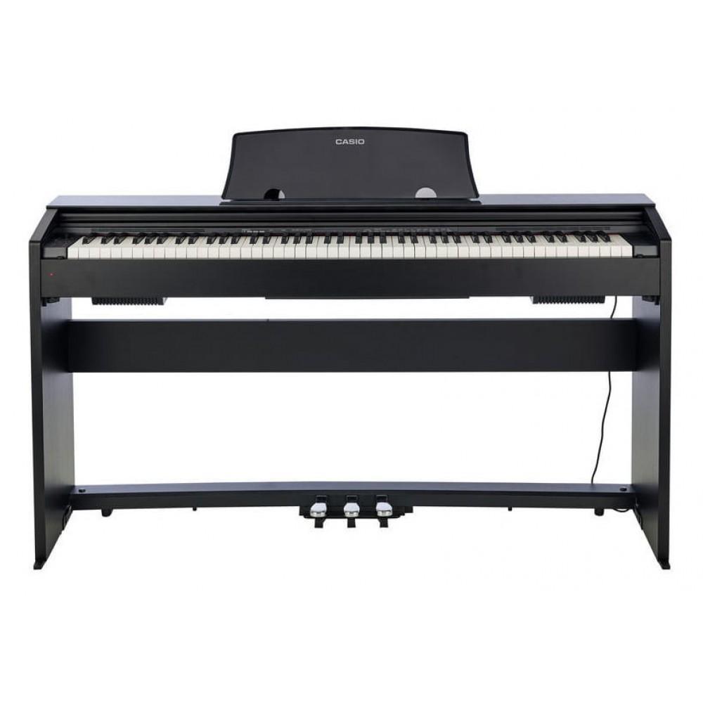 Цифровое фортепиано Casio PRIVIA PX-770 BK