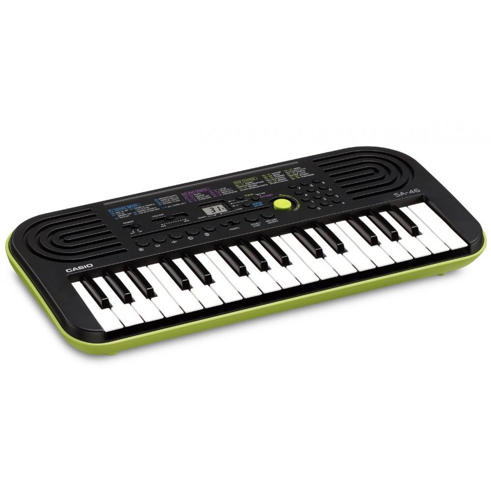 Синтезатор для детей Casio  SA-46