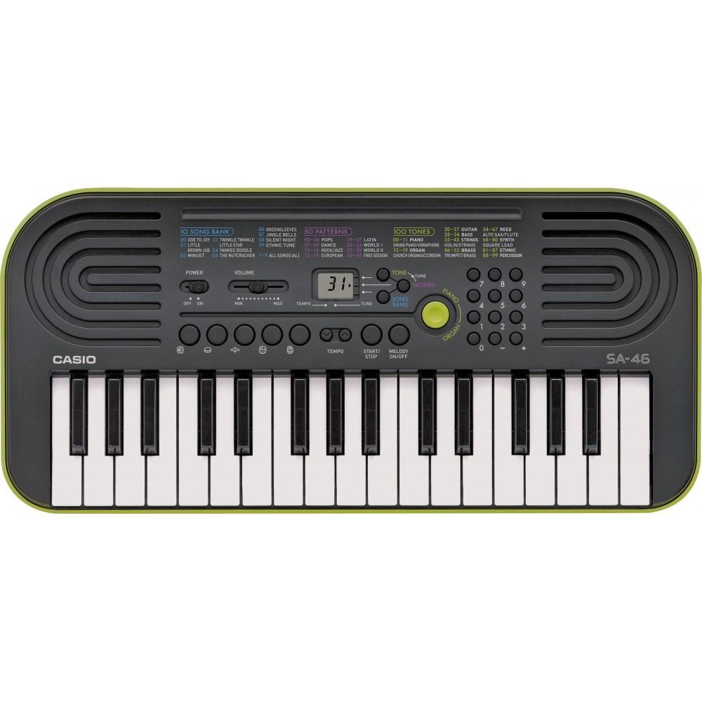 Синтезатор для детей Casio  SA-47