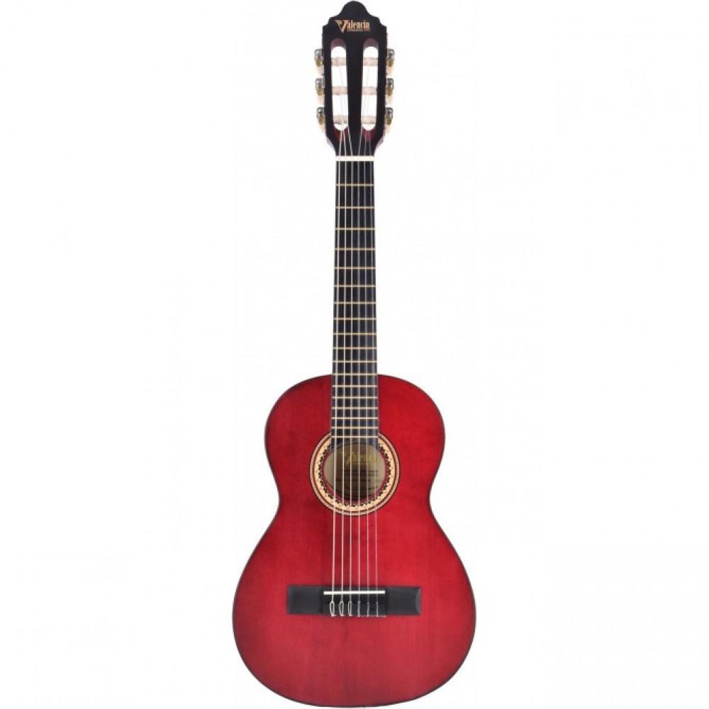Гитара классическая Valencia VC-201 (TWR), 1/4, матовая
